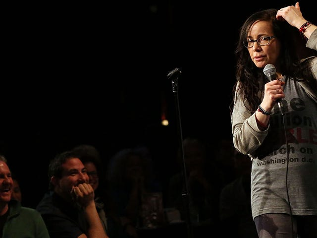 What Does Janeane Garofalo Think She Knows About Louis C.K. That We Don't?