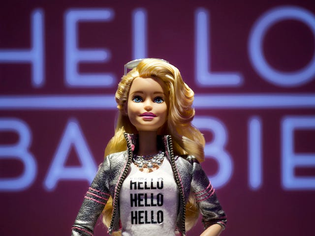 Big Brother Has Enormous Plastic Boobs: 'Hello Barbie' Can Spy on Kids
