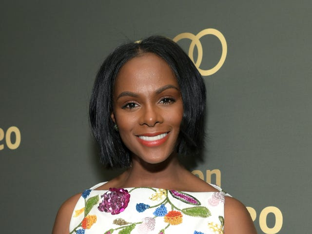 Reverse Aunt Viv? Tika Sumpter to Portray Young Rainbow's Mama in Black-ish Spinoff