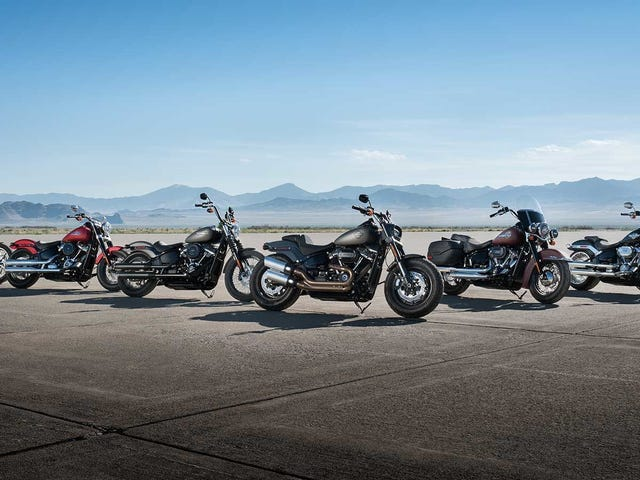 2018 Harley Demo Days, a review.