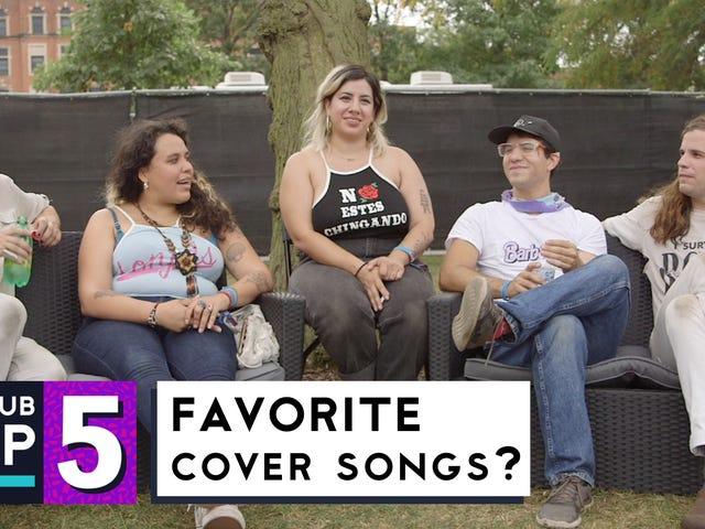 Downtown Boys plukker sine 5 favoritt sanger til å dekke