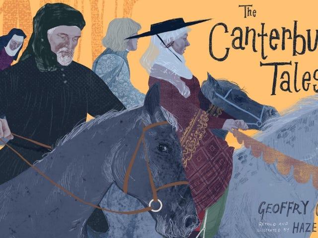 CAHterbury Tales
