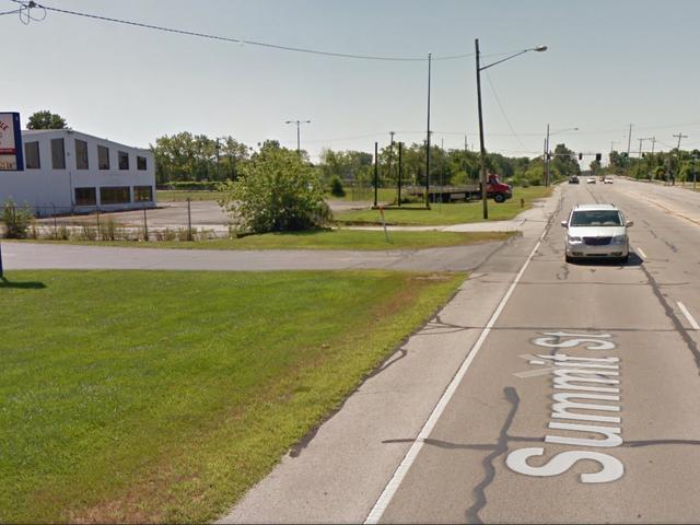 Найден мул в Google Street View