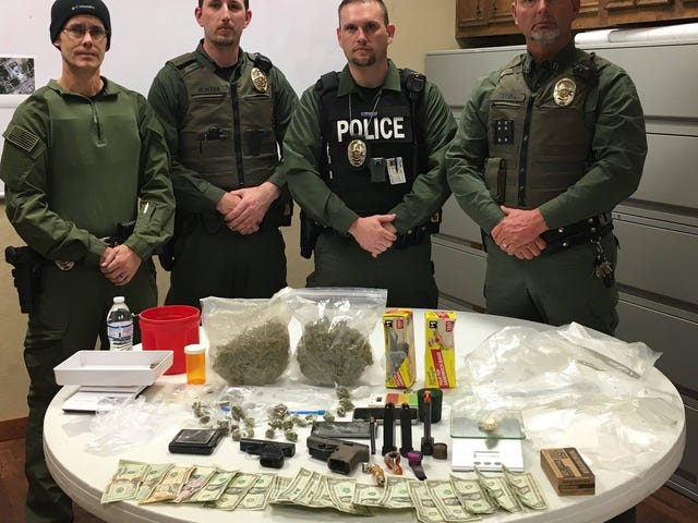 A List of Things the Tenaha, Texas Police Department Can Do With the $70 They 'Seized' In a 'Drug Bust' Last Week