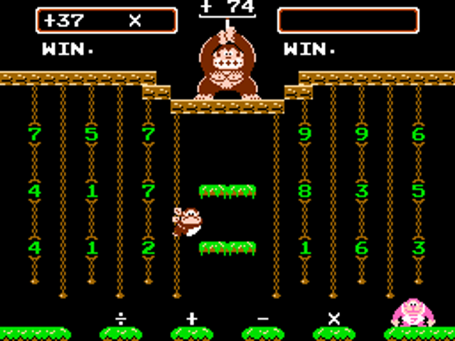 Warped Pipes: Where Does Donkey Jr. Math Fit into the Mario Timeline?