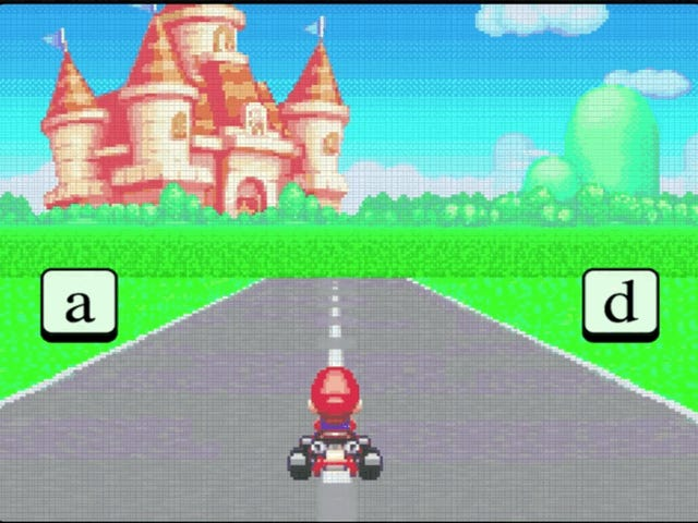 Play Mario Kart in Your Browser With This CSS Clone (Updated)