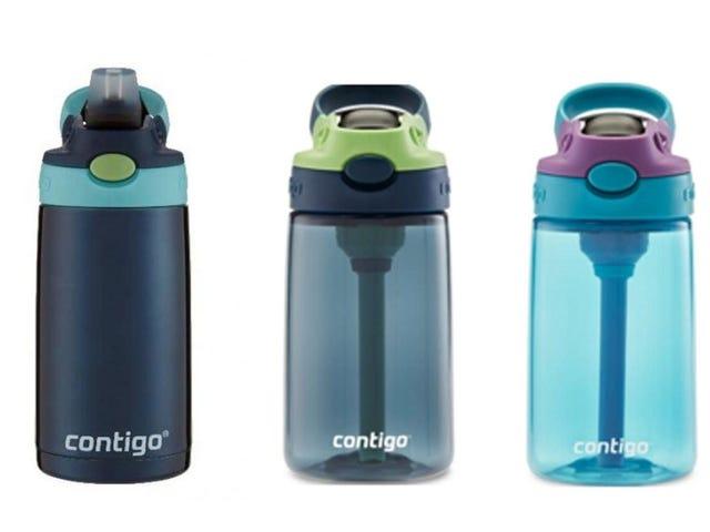 Contigo husker millioner af børns vandflasker - igen