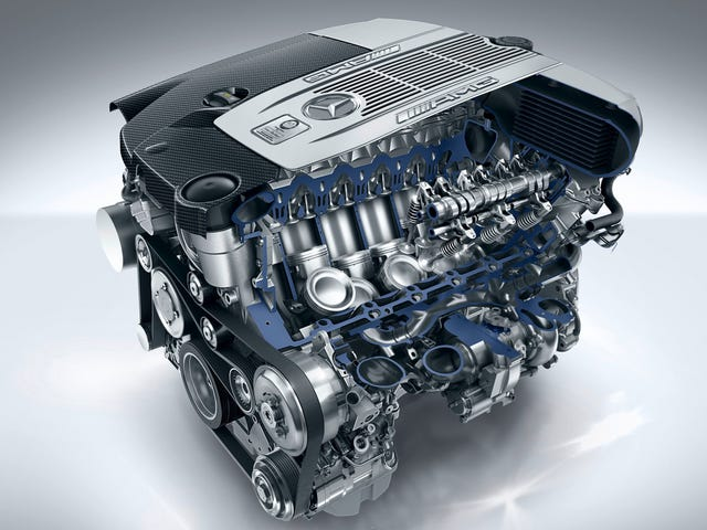I Have An Idea: Let's Straight-Pipe All The Mercedes V12s