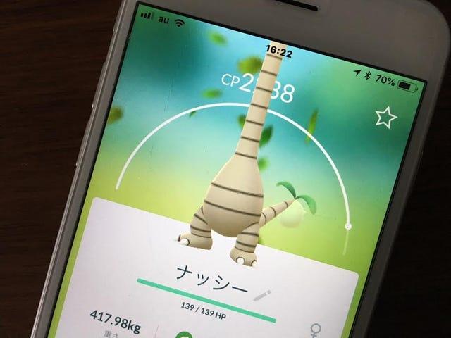 Alola Version Of Exeggutor Comes To Pokémon GoWith A Goofy Twist