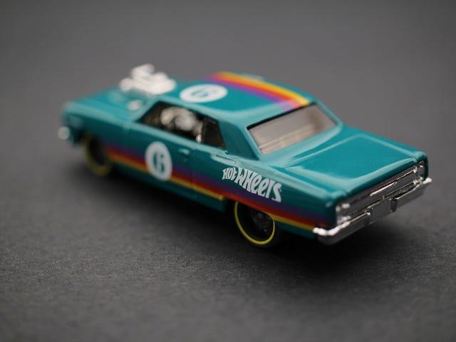 Hot Wheels '64 Chevy Chevelle