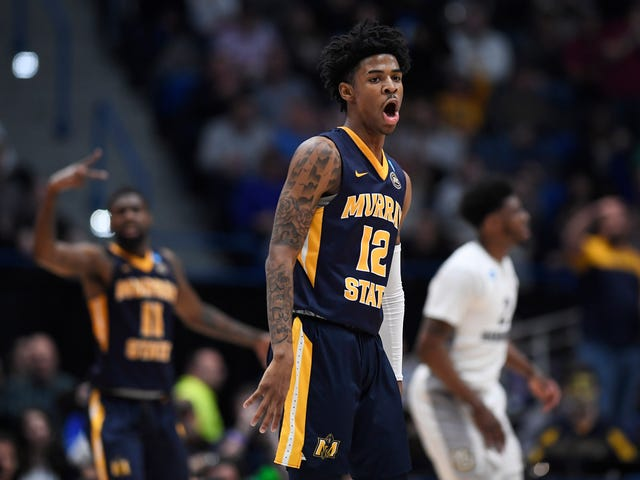 Ja Morant Is For Real