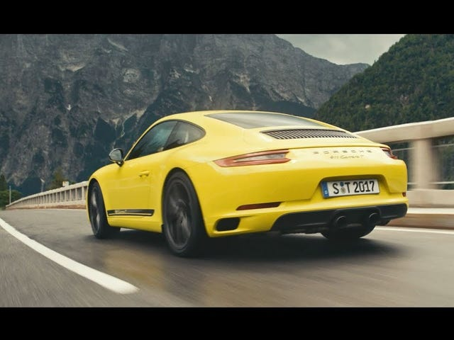 The New 911 T Doesn't Give You A Smile