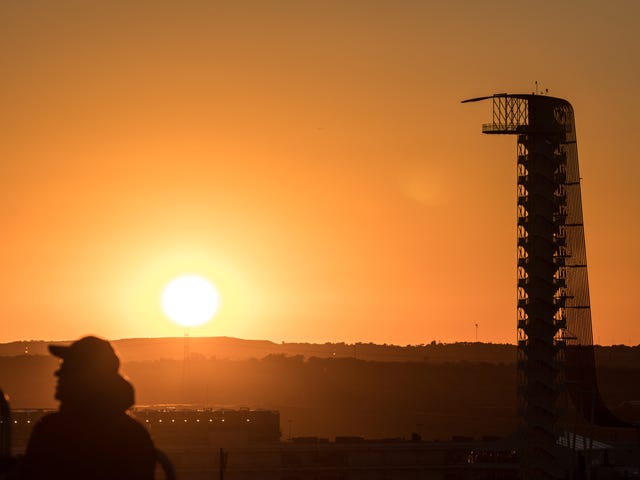 Circuit of the Americas denied $20M state funding from 2018 F1 race