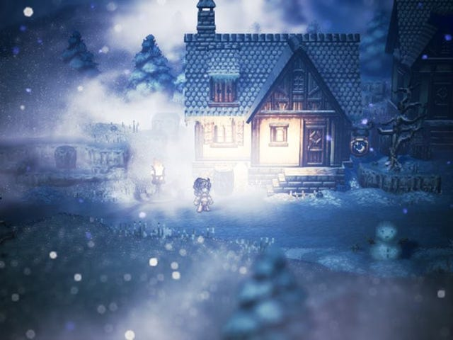 How Octopath Traveler's Structure Actually Works