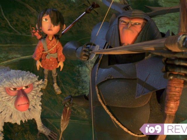 Огляд фільму: Kubo and the Two Strings - це приваблива, але трохи пригодницька пригода