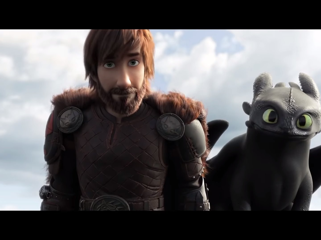 How to Train Your Dragon 3 - Review