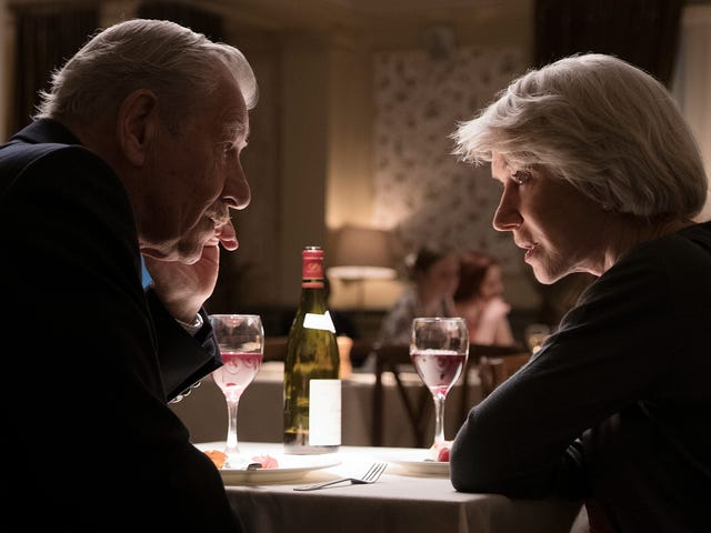 Ian McKellen and Helen Mirren face off in the deceptively lame The Good Liar