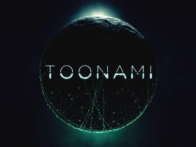 L'espansione di Toonami è potentemente impressionante, ma potrebbe bloccare e bruciare