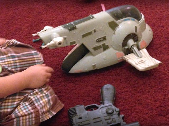 Terpilih <i>Star Wars</i> Toys of Mine, Peringkat