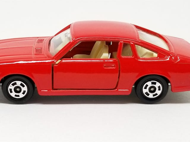 [REVIEW] Tomica Mazda Cosmo AP Limited