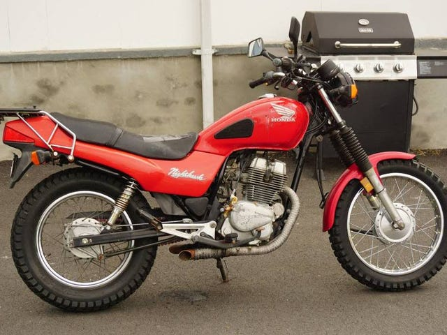 At $1,600, Could This 1994 Honda CB250 Nighthawk Make You Ready for a new Adventure?