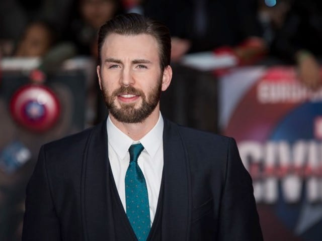 Chris Evans May Take a Captain America Break to Play a Modern-Day Dr. Jekyll