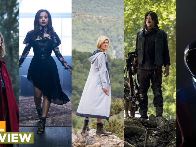 All the New and Returning Shows Coming to TV This Fall