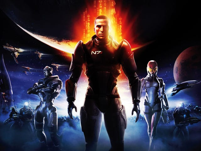 मोटिफ-वेशन: Mass Effect - Vigil's Theme