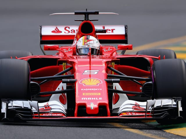 Formula One's Wider, Faster, Crazier Season Opener: The Jalopnik Liveblog Of Excellence