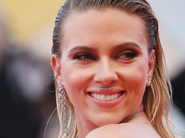 Scarlett Johansson, Back at It Again