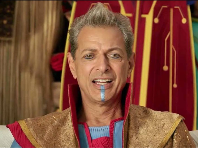 According to Jeff Goldblum, the Grandmaster Is Alive, Powerful, Coming for You