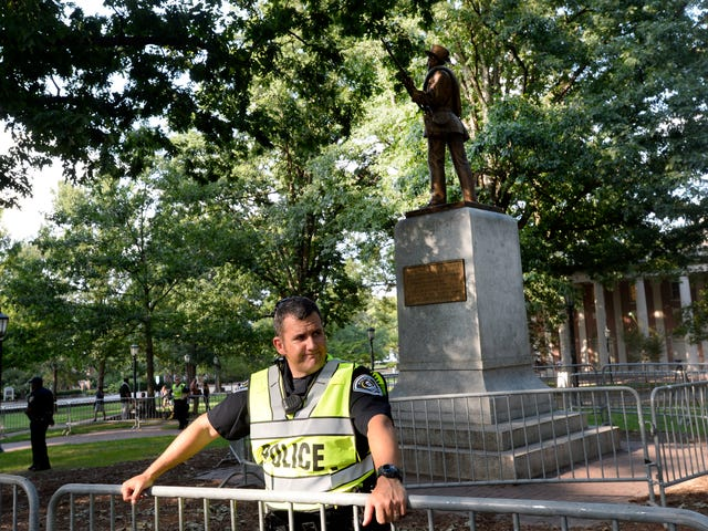 "Court Says ""Ha, You Thought"" and Reverses $2.5M Settlement to Protect Confederate Monument"