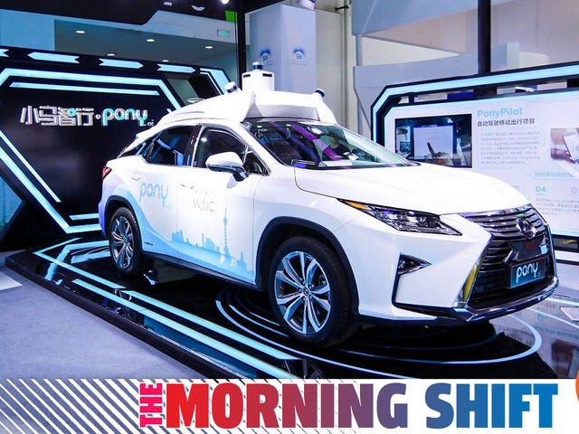 Toyota Throws Another Paltry $400 Million At Driverless Cars