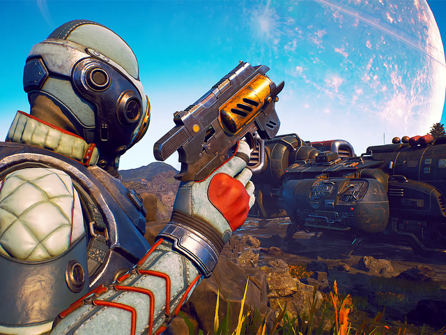 The Outer Worlds' Font Size Is About To Get Even Bigger