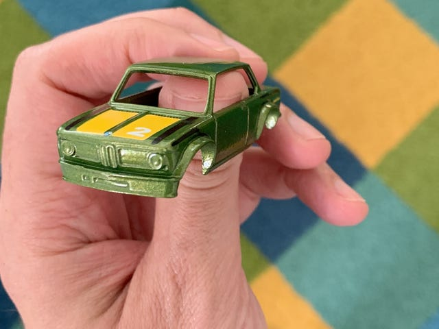 LALD Car Week: 1970 - The Bronze Bavarian