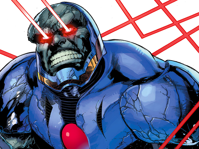 Darkseid Is... the Newest Member of the Justice League