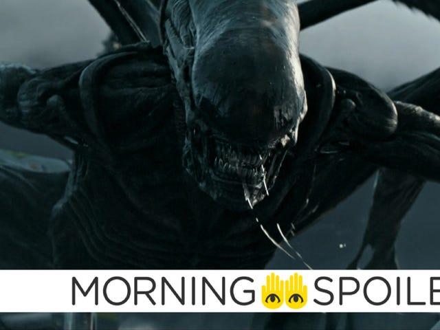 다음 <i>Alien</i> 영화는 문제가 있습니까?