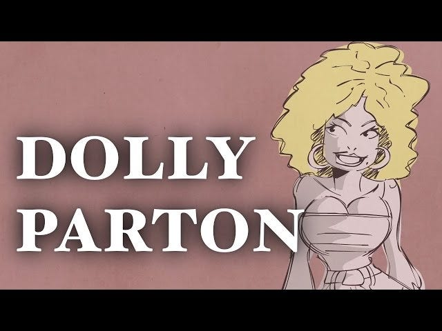 Posłuchaj rozmowy z młodym Dolly Parton o jej miłości do ciasnych ubrań