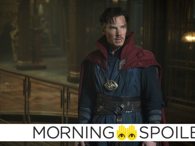 """Kevin Feige neckt die """"legitim beängstigende"""" Welt von Doctor Strange und das Multiversum des Wahnsinns"""