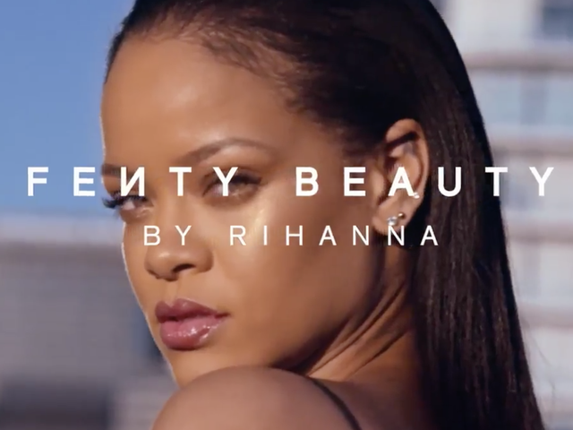 Rihanna Announces Fenty Beauty Launch. Take That, Kylie With the Fake Lips!