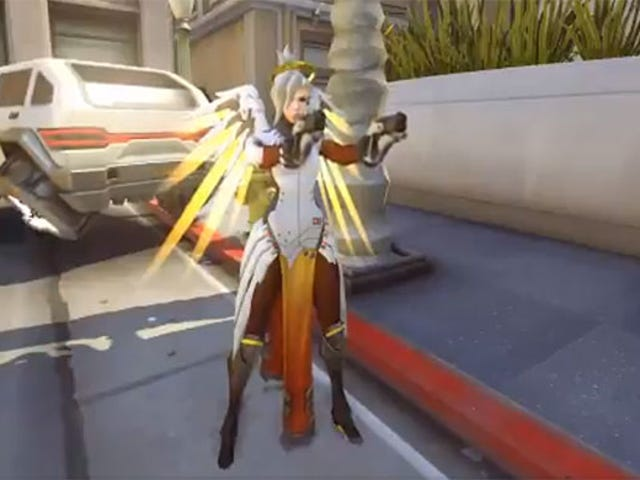 Yes, Give Mercy Two Guns