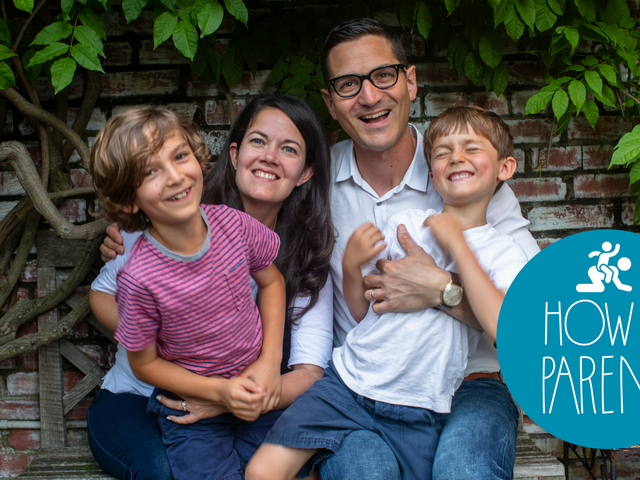 I'm Guy Raz, NPR Host, and This Is How I Parent