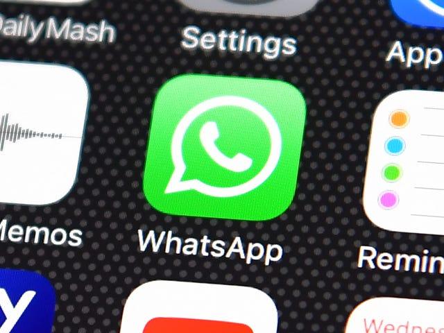Actualice su WhatsApp ahora mismo