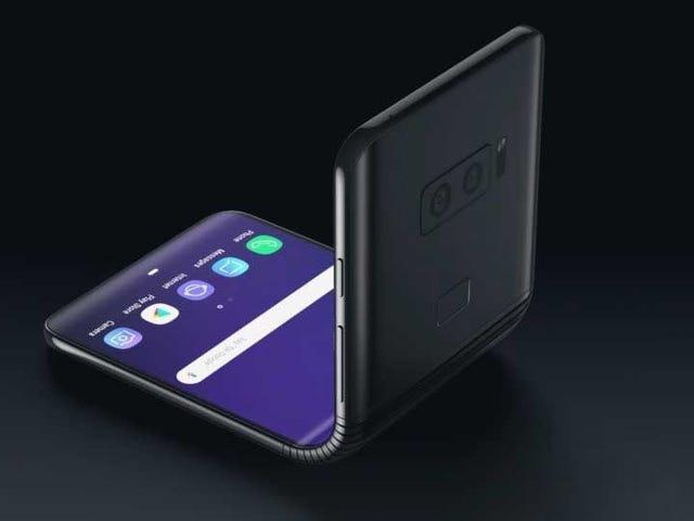 Samsung estaría trabajando en un plegable de tipo concha similar al Motorola Razr
