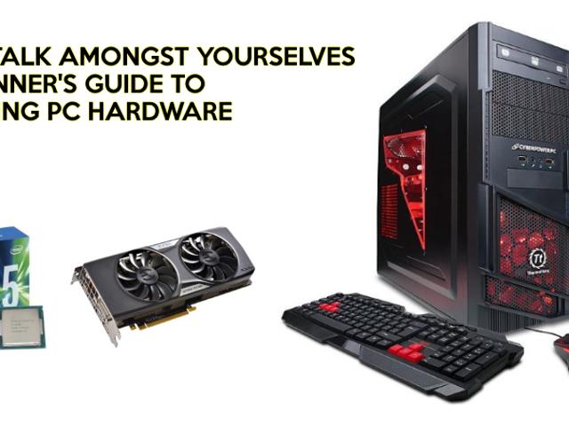 La Guida del principiante TAY al PC Hardware per il gioco * AGGIORNATO *