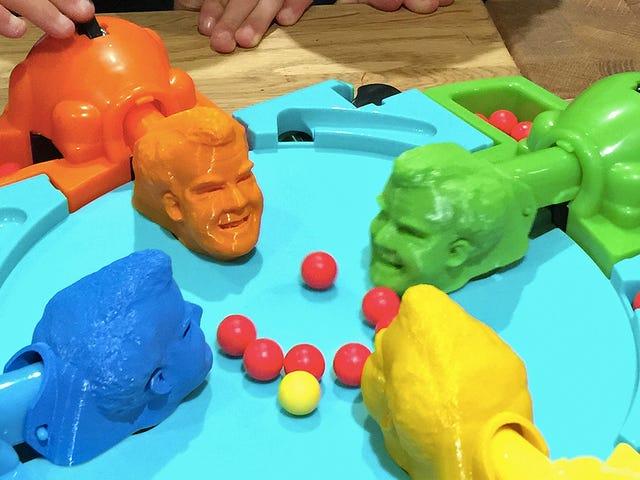 Możesz zagrać w <i>Hungry Hungry Hippos</i> z 3D-Printed Jeremy Clarkson Heads