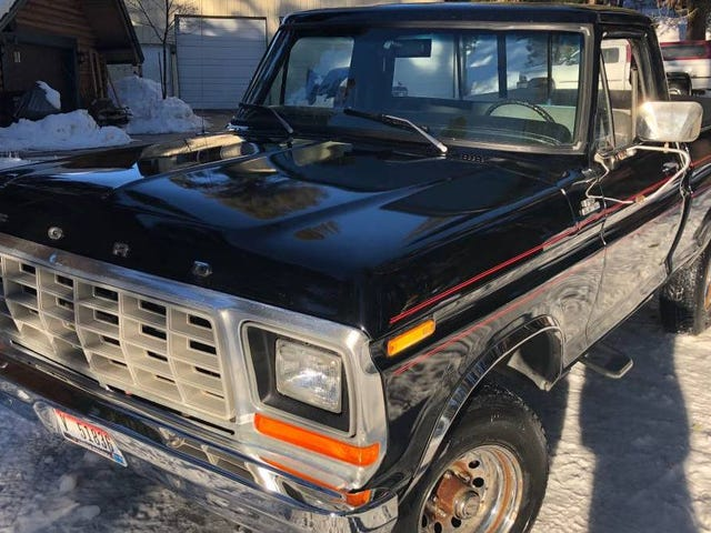 At $15,000, Could This 1979 Ford F150 4X4 Short-Bed Make Your Shortlist?
