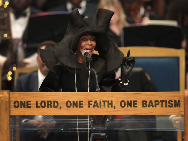 The 10 Best, Blackest, Messiest and Ugliest Moments From Aretha Franklin's Epic Marathon Homegoing
