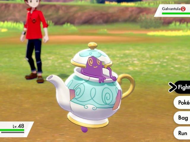 Stop med at fortælle mig at drikke den nye te Pokémon, Nintendo