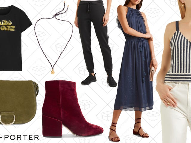 Net-a-Porter's Sale Means You Can Probably Afford What They Sell